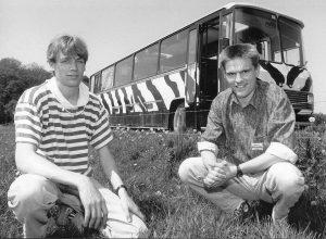 Geschiedenis van Adventure King, Niels Stijger en Sven Brookhuis HB-63-37