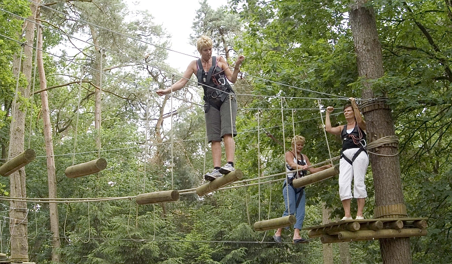 High Rope klimbos twente