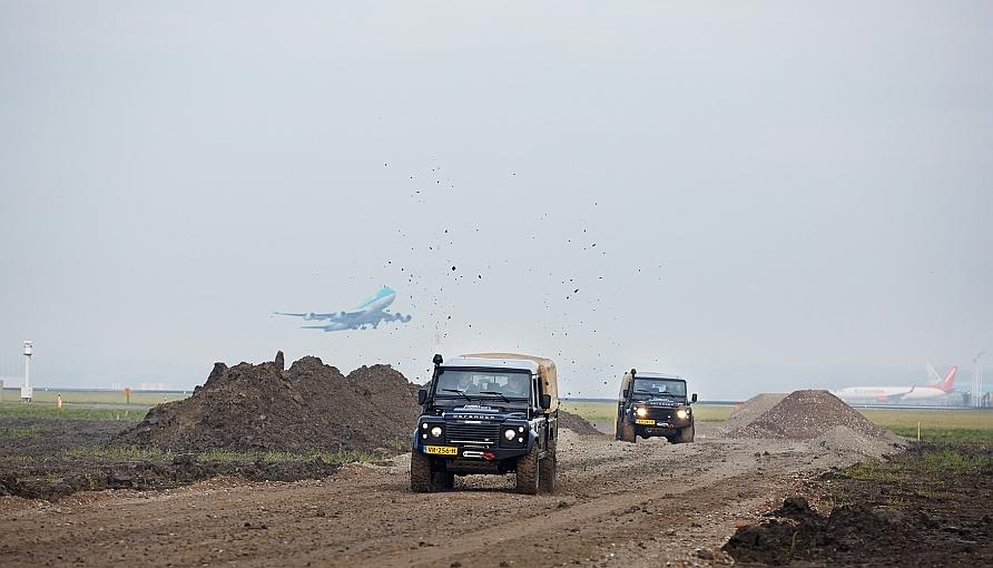 Land Rover Taxi