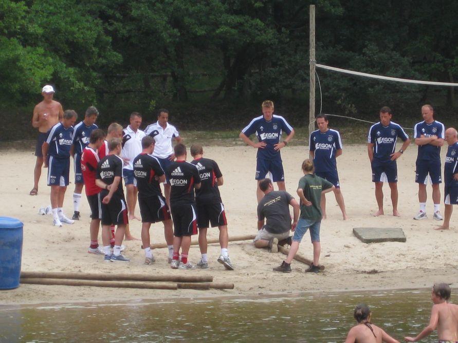 Teamuitje Twente Ajax
