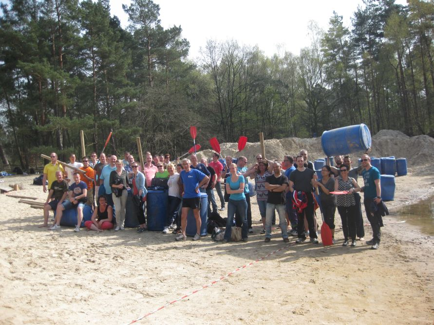 Groepsactiviteiten in Twente
